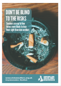 NEHW18 Smoking and Sight loss leaflet cover
