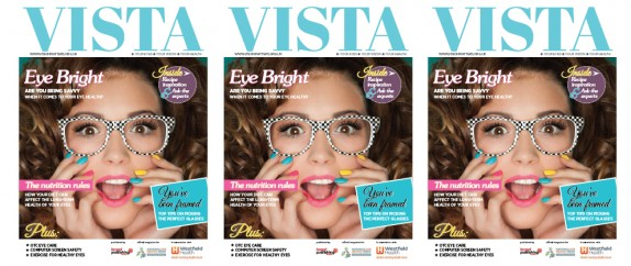 Cover of Vista magazine
